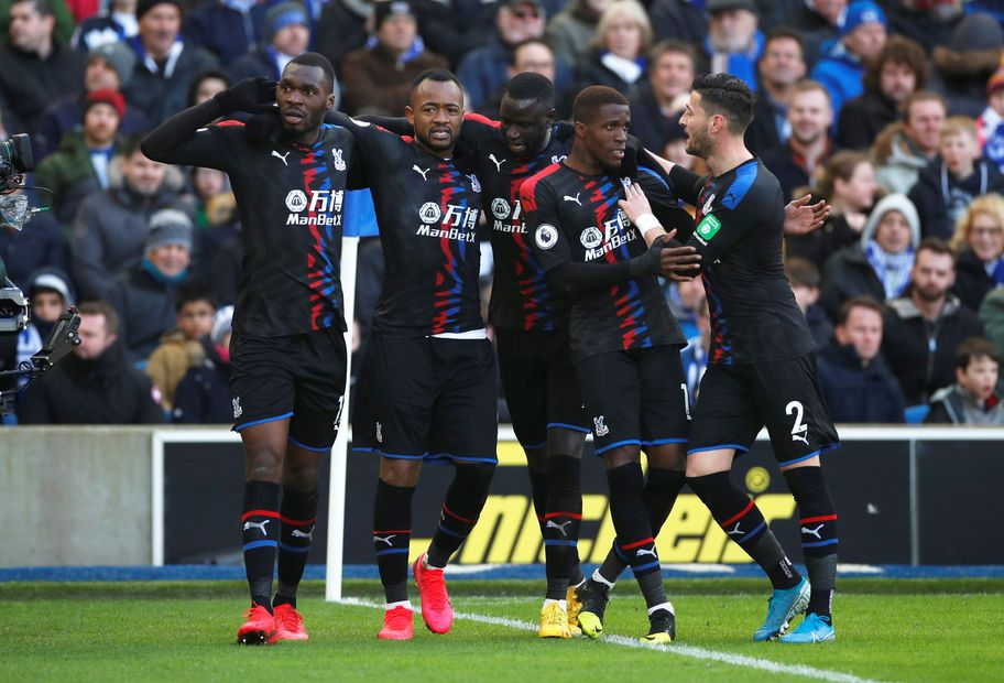 Brighton & Hove Albion v Crystal Palace