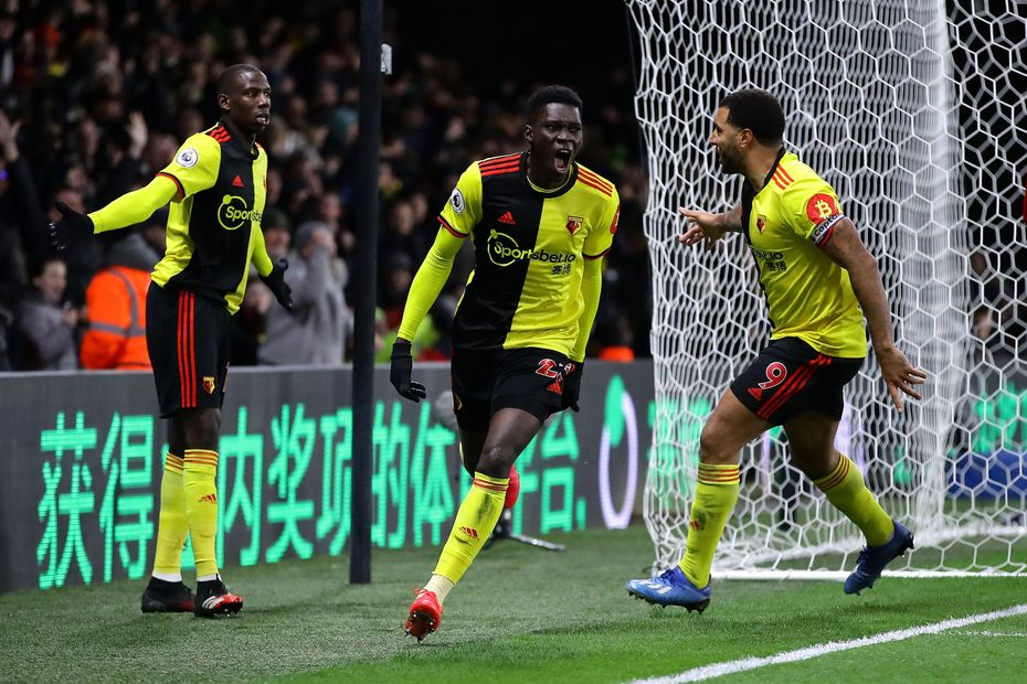 Watford FC v Liverpool FC - Premier League