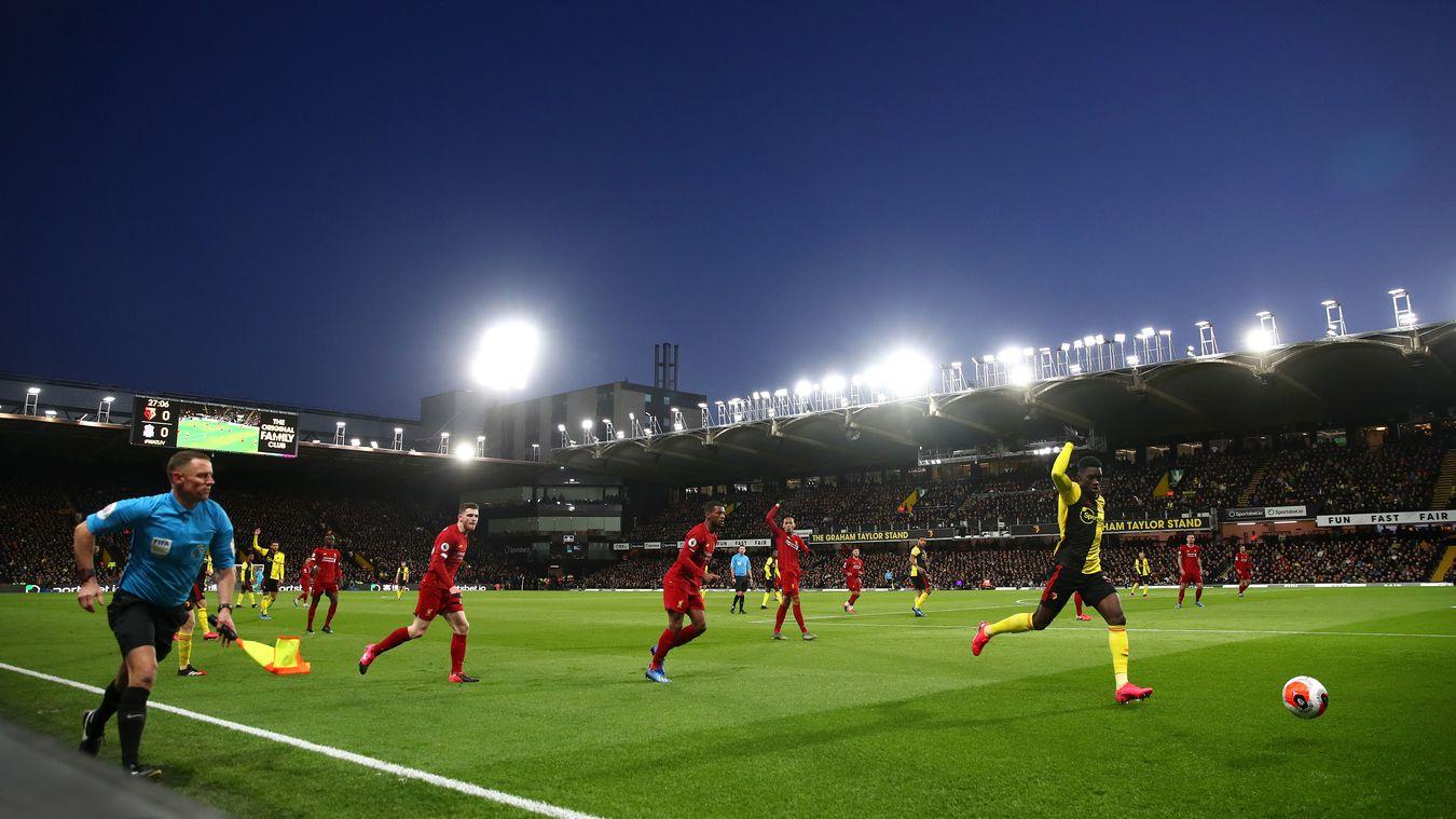 Watford 3-0 Liverpool