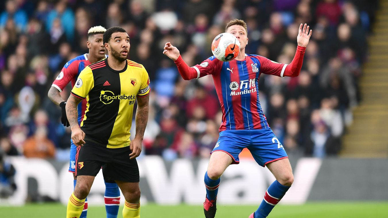 Crystal Palace 1-0 Watford