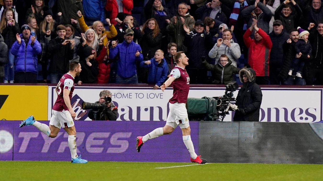 Burnley 1-1 Tottenham Hotspur