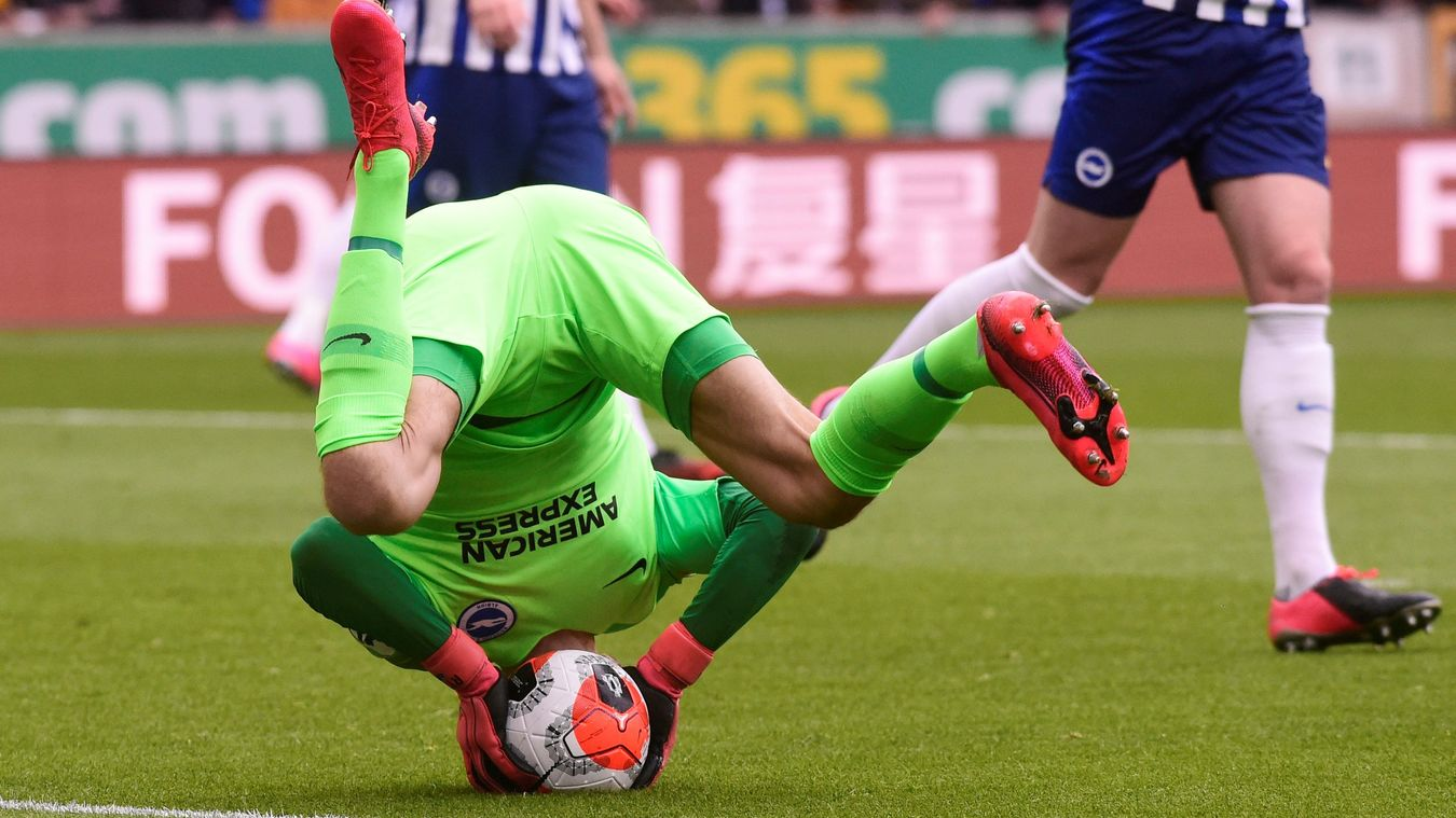 Wolverhampton Wanderers 0-0 Brighton & Hove Albion