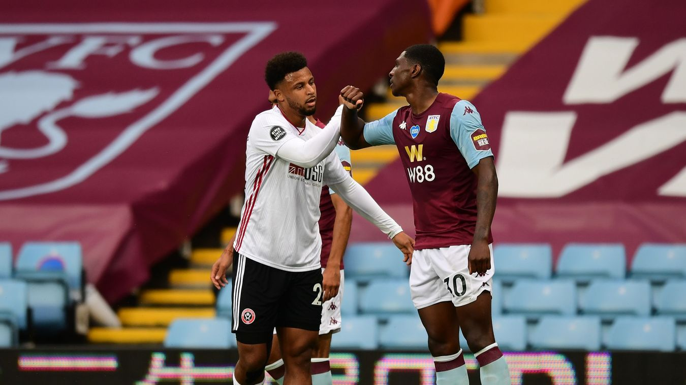 Aston Villa v Sheffield United