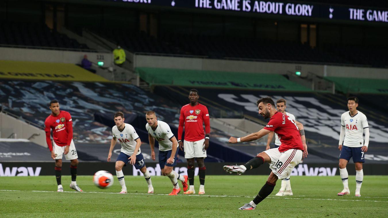 Tottenham Hotspur 1-1 Manchester United