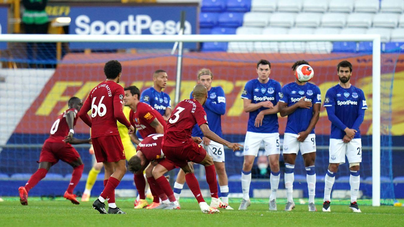 Everton 0-0 Liverpool