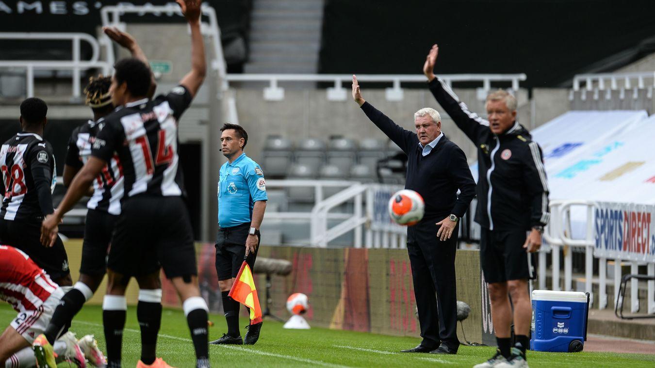 Newcastle United 3-0 Sheffield United