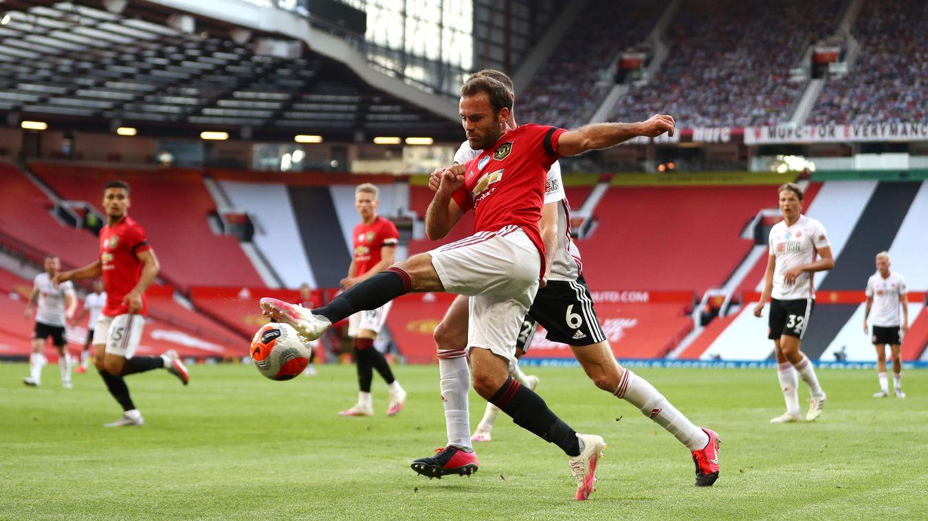 Manchester United 3-0 Sheffield United