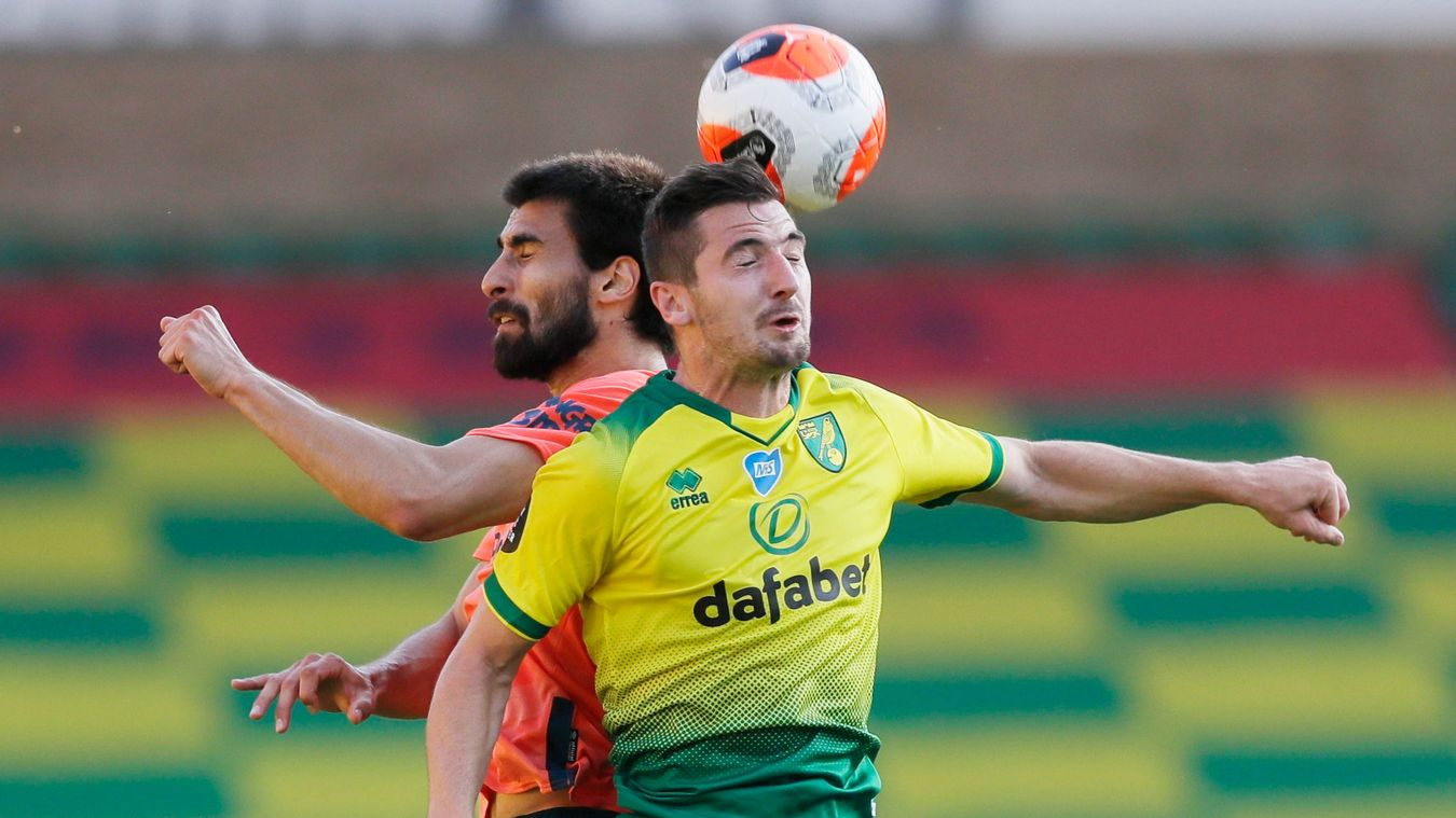 Norwich City 0-1 Everton