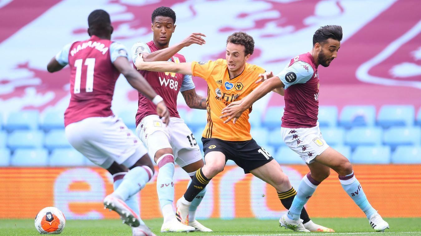 Aston Villa 0-1 Wolverhampton Wanderers