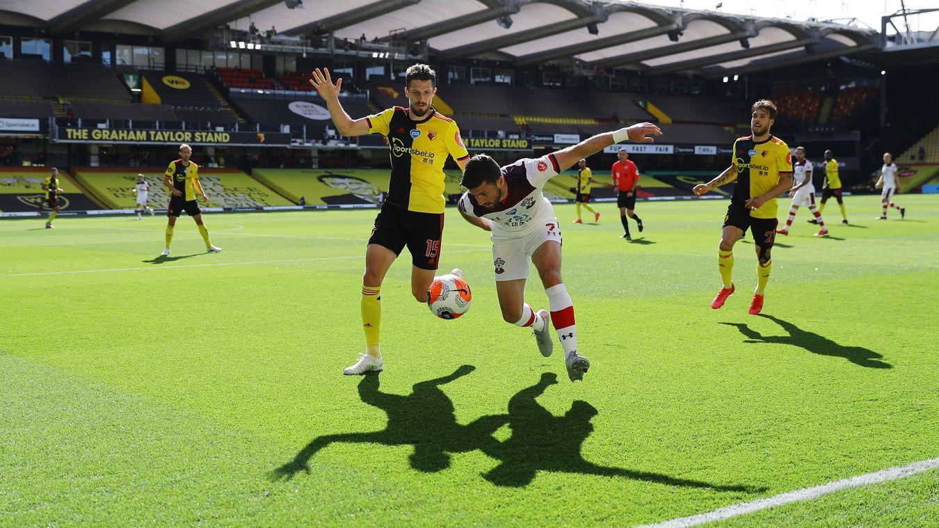 Watford 1-3 Southampton