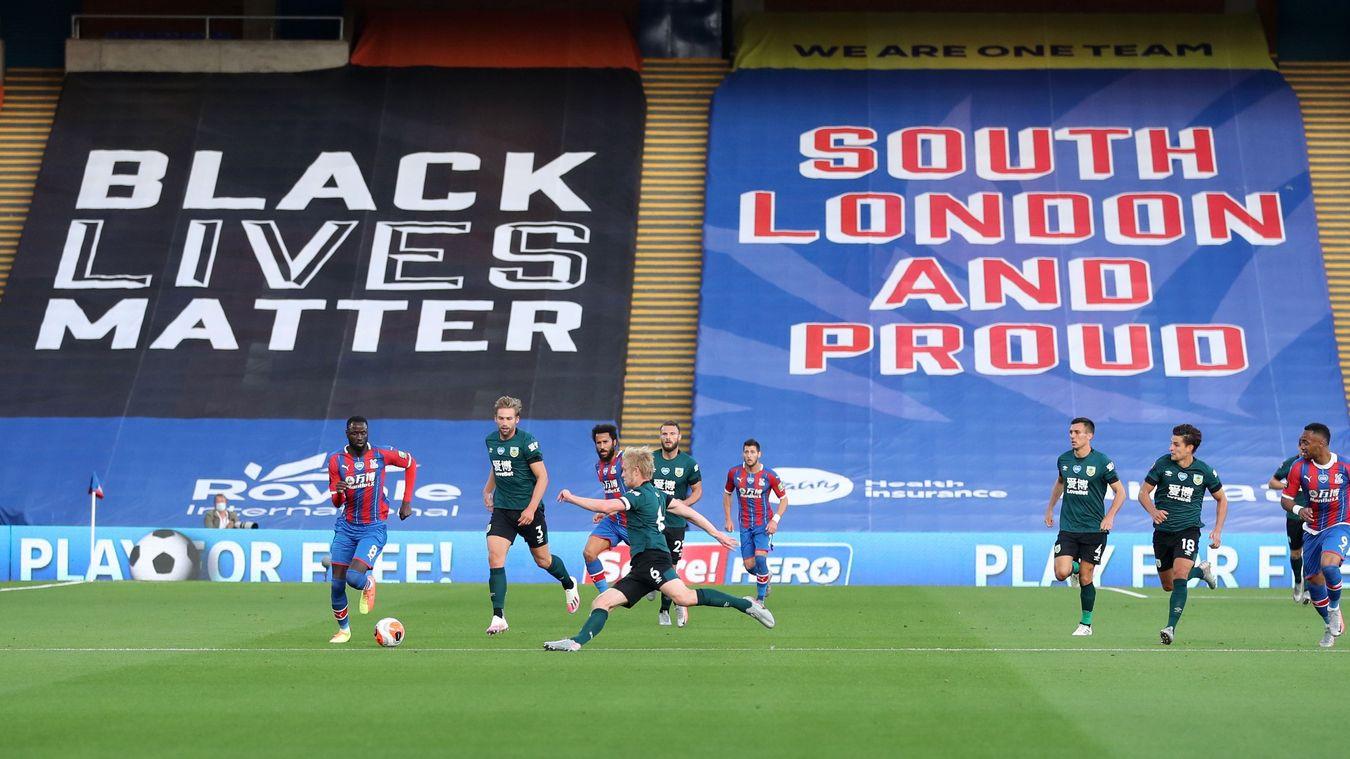 Crystal Palace 0-1 Burnley