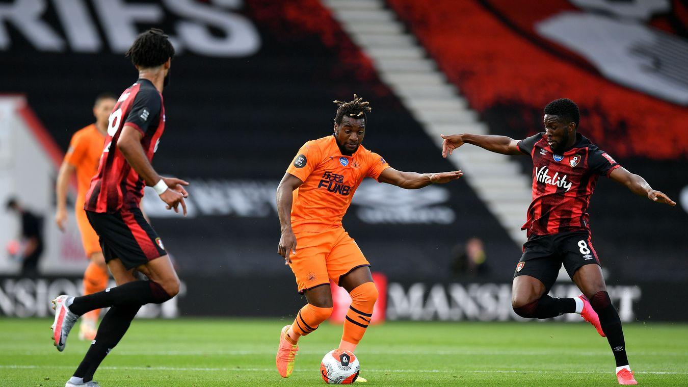 AFC Bournemouth 1-4 Newcastle United