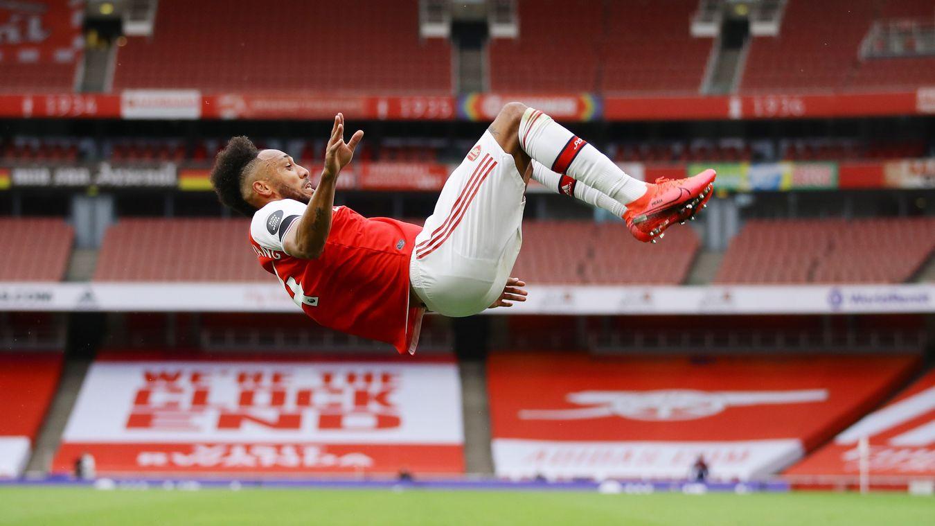 Arsenal 4-0 Norwich City