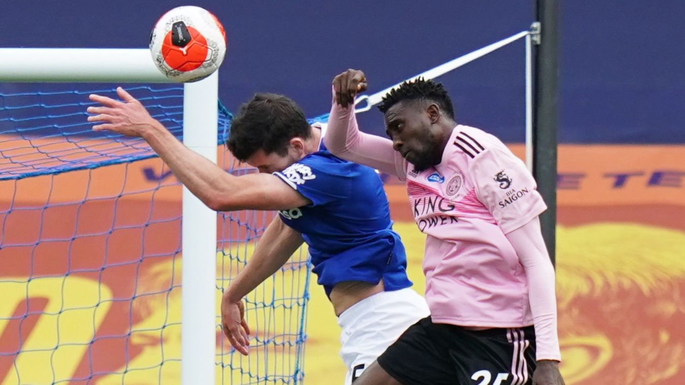 Everton 2-1 Leicester City