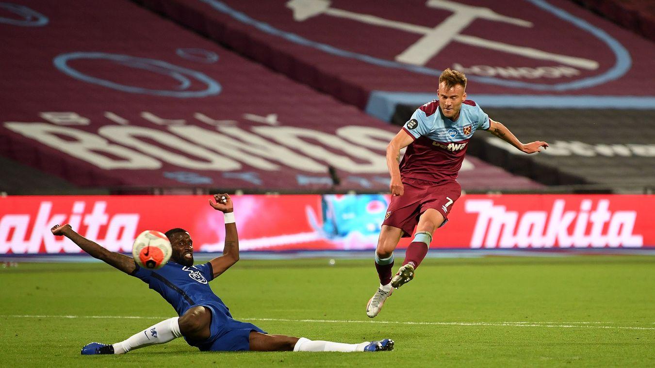 West Ham United 3-2 Chelsea