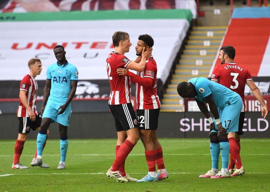 Sheffield United v Tottenham Hotspur
