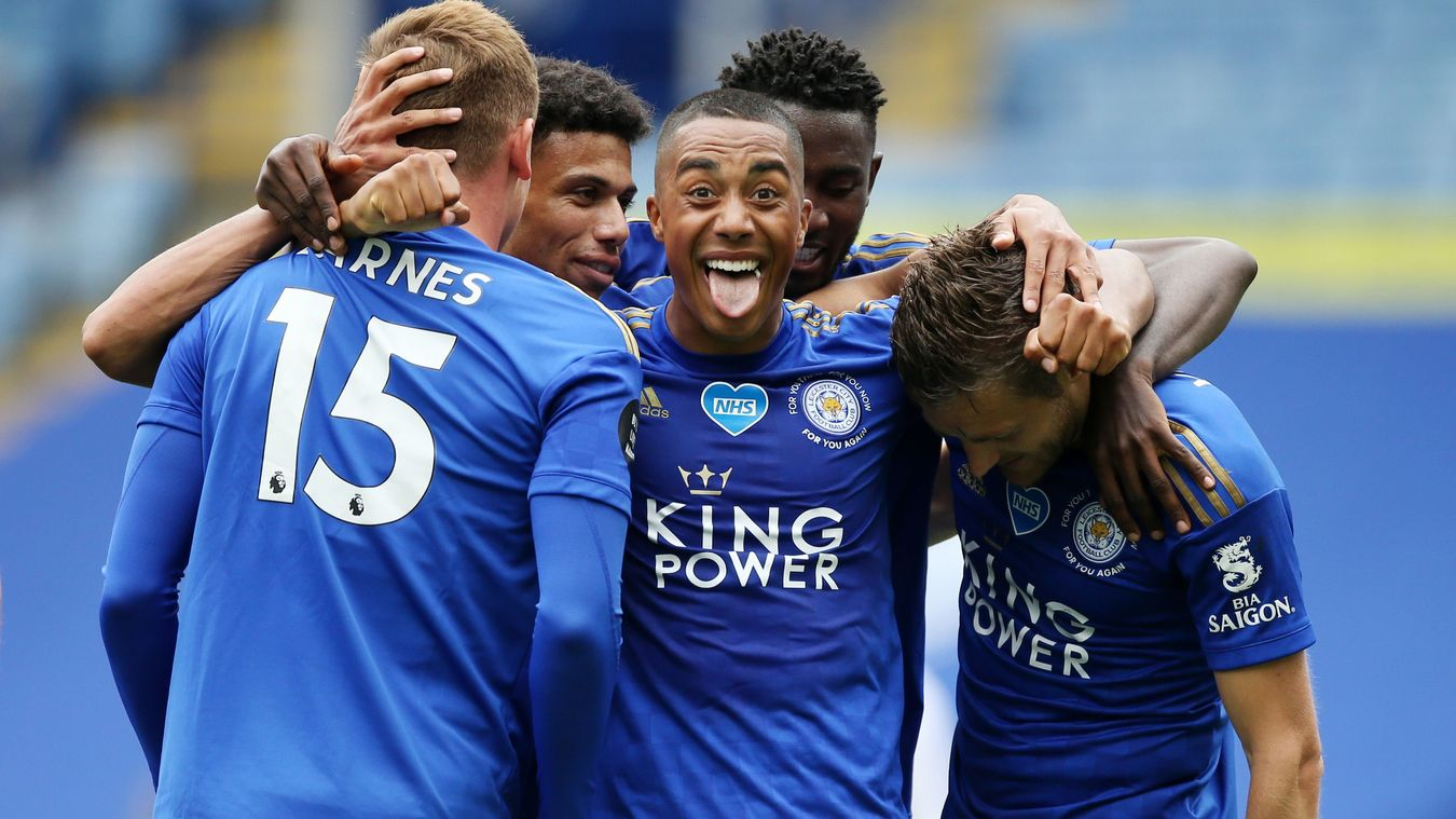 Leicester City 3-0 Crystal Palace