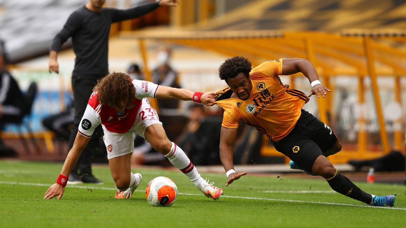 Wolverhampton Wanderers 0-2 Arsenal