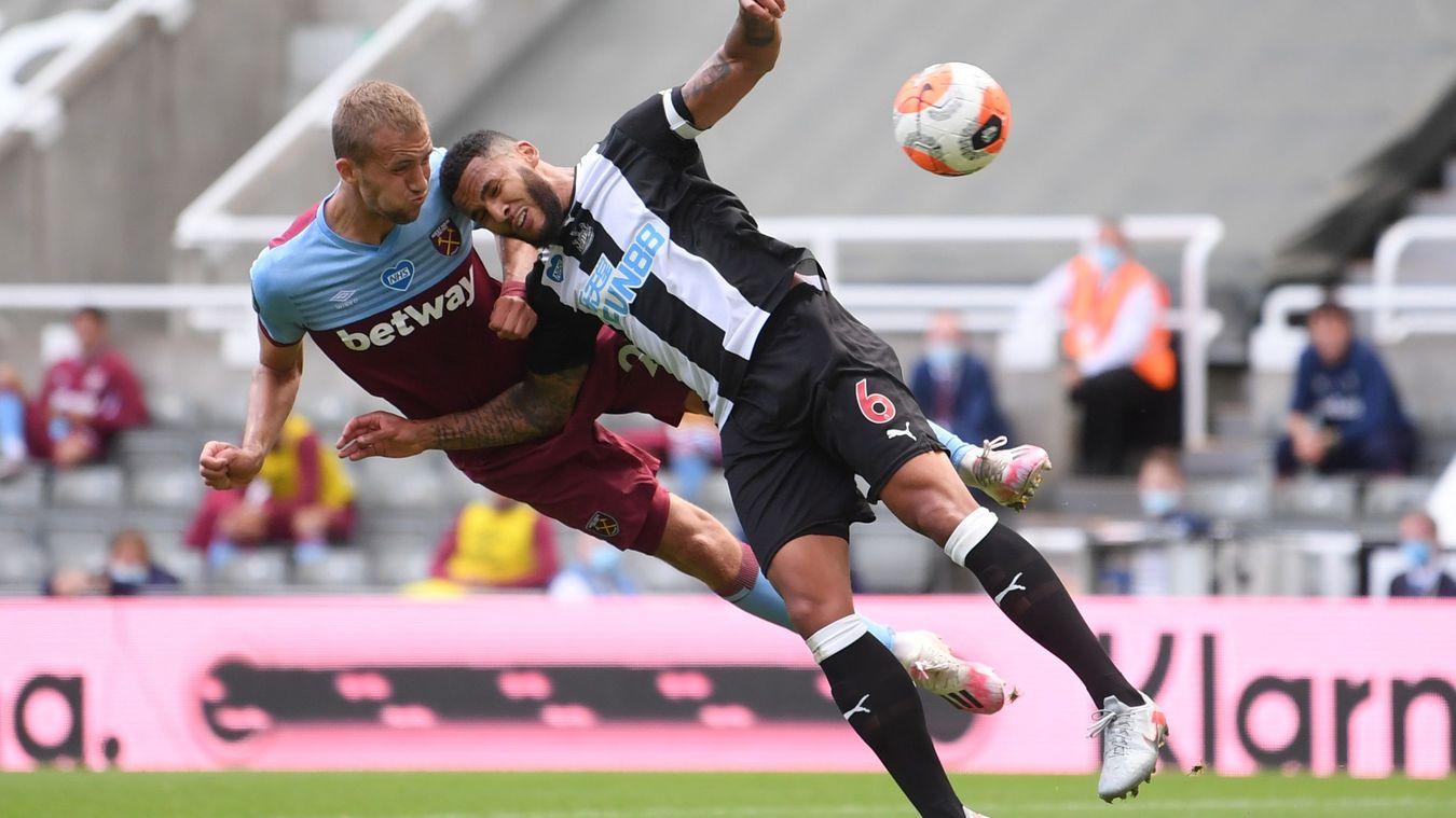 Newcastle United 2-2 West Ham United