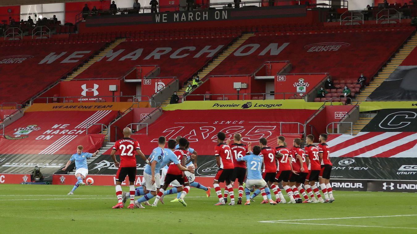 Southampton 1-0 Manchester City