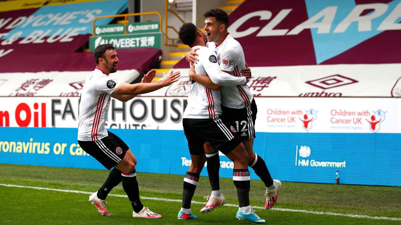 Burnley 1-1 Sheffield United