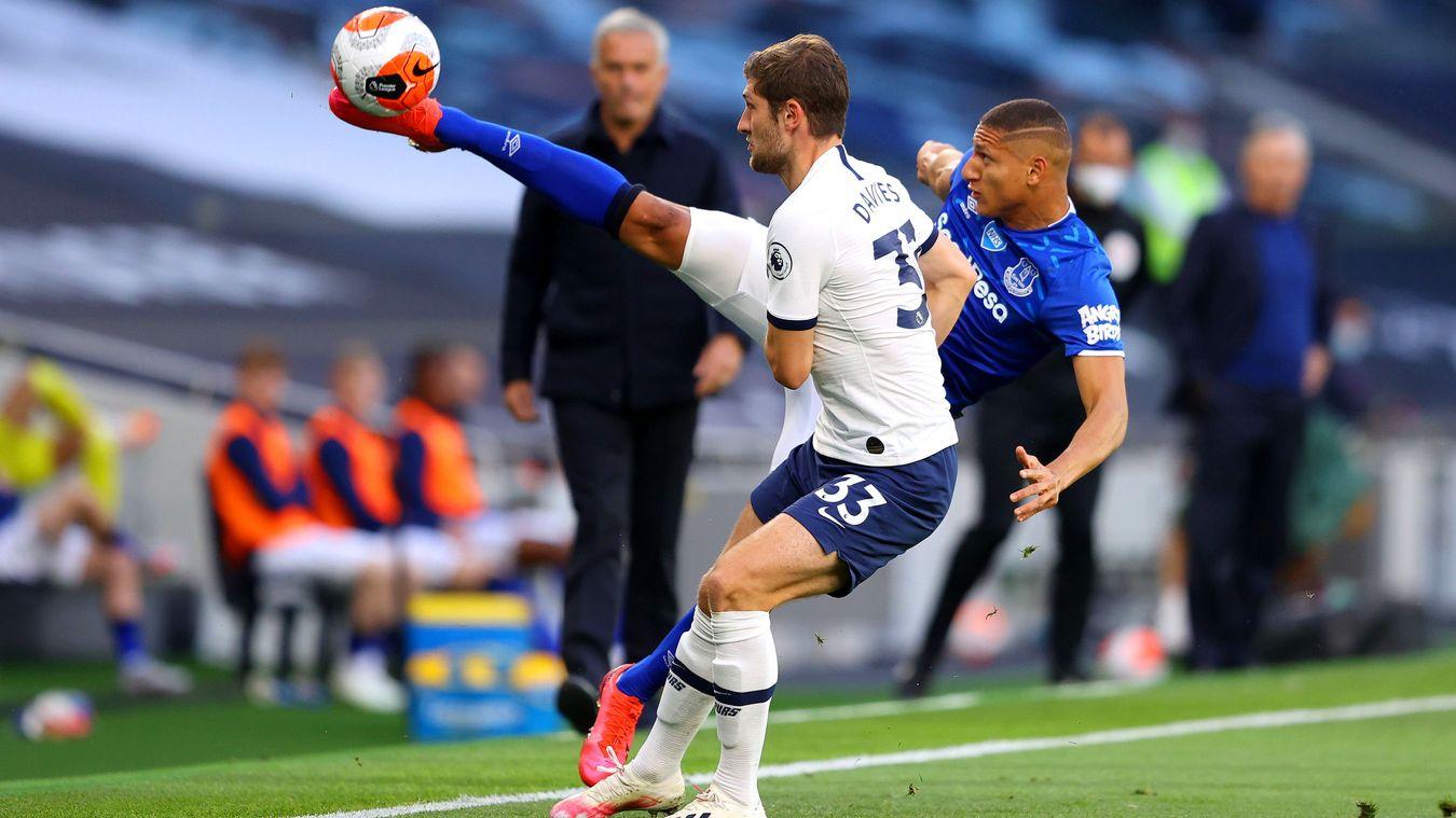 Tottenham Hotspur 1-0 Everton