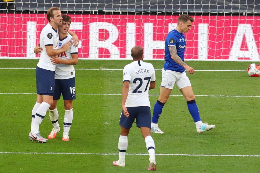 Premier League - Tottenham Hotspur v Everton