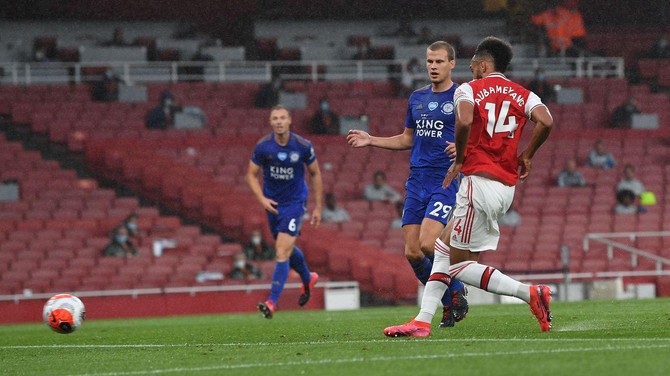 Arsenal v Leicester City