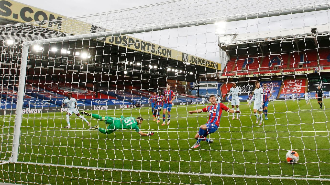 Crystal Palace 2-3 Chelsea