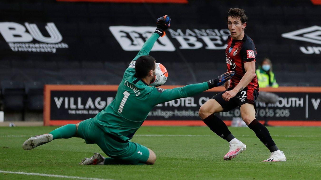 AFC Bournemouth 0-0 Tottenham Hotspur