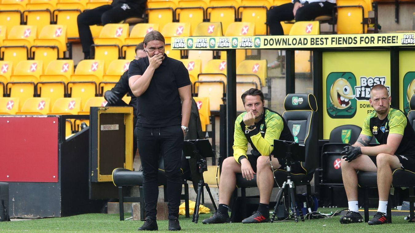 Daniel Farke, Norwich City
