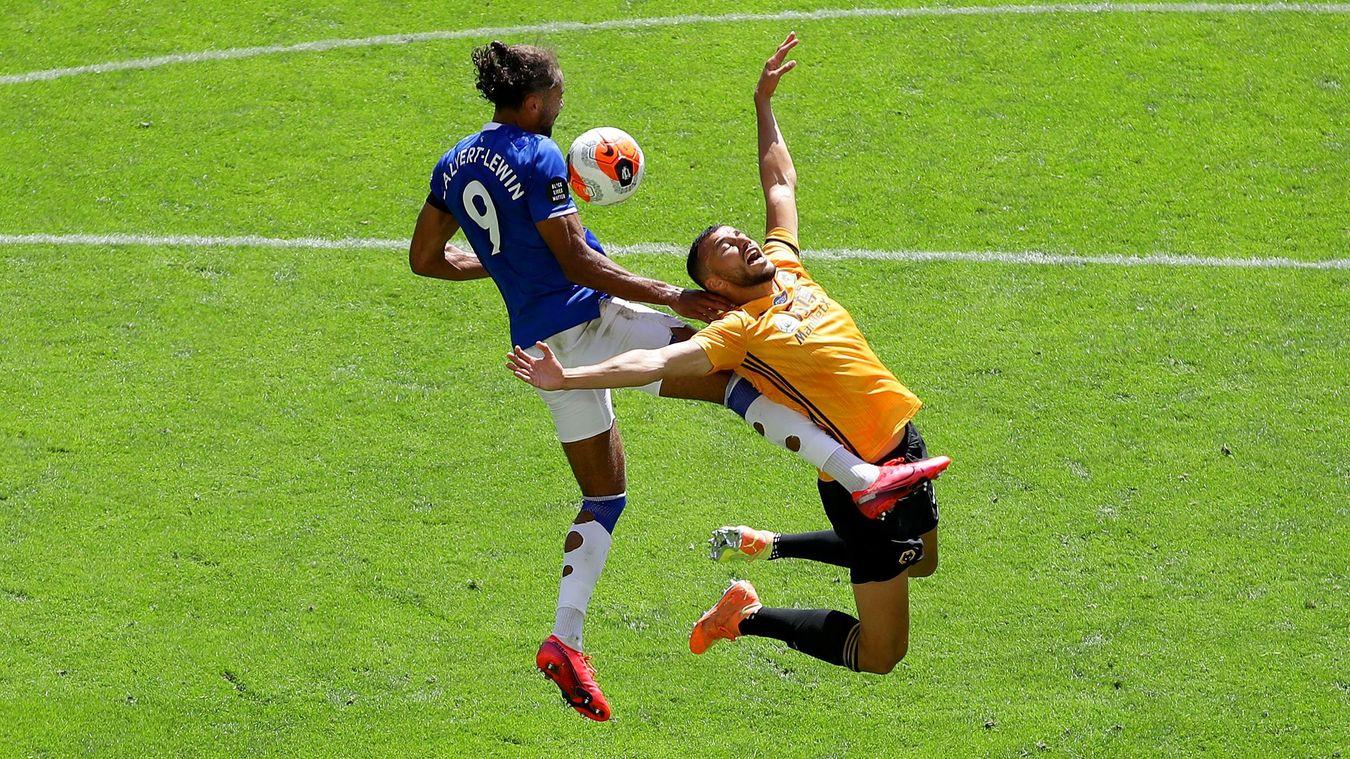 Wolverhampton Wanderers 3-0 Everton