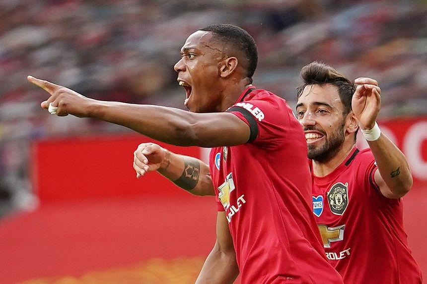 Manchester United v Southampton