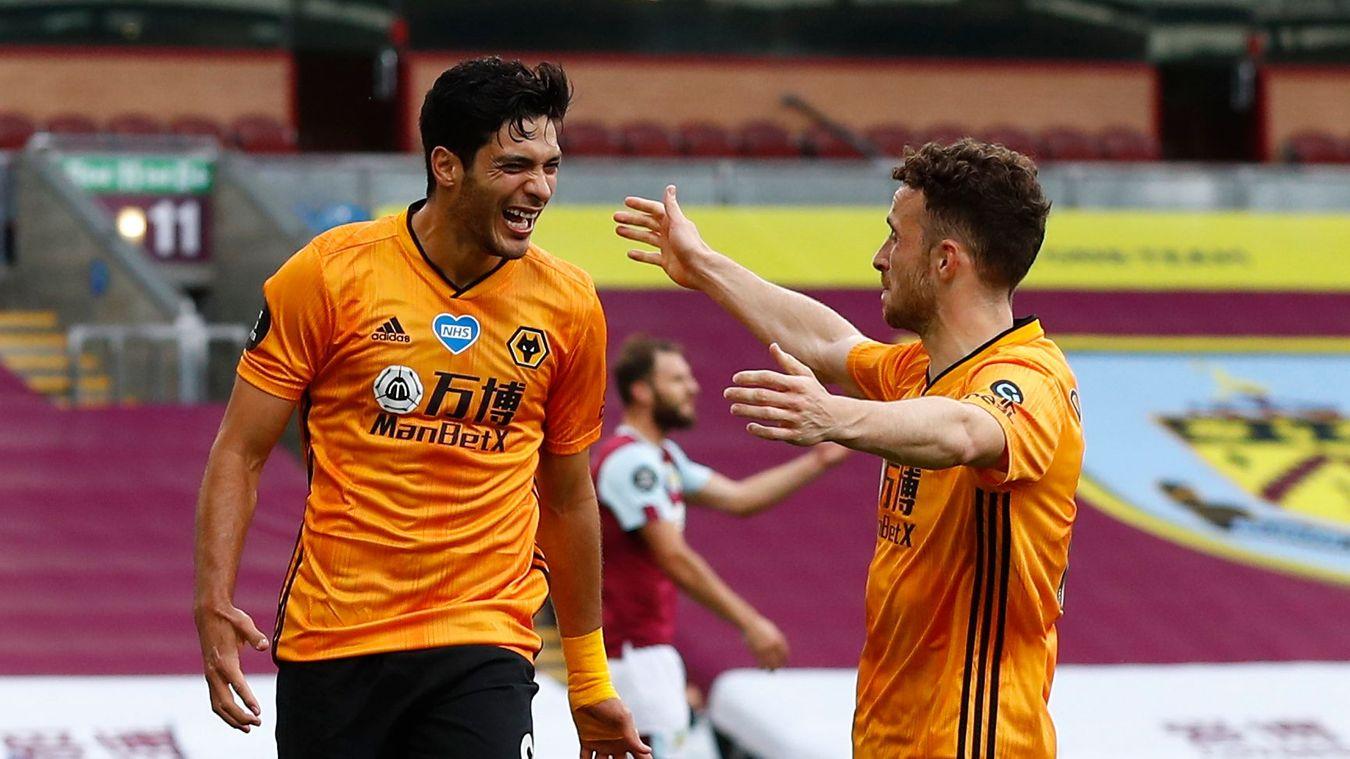 Burnley 1-1 Wolverhampton Wanderers