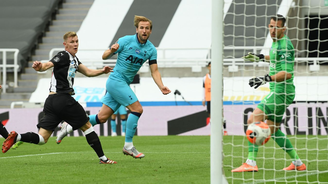 Newcastle United 1-3 Tottenham Hotspur
