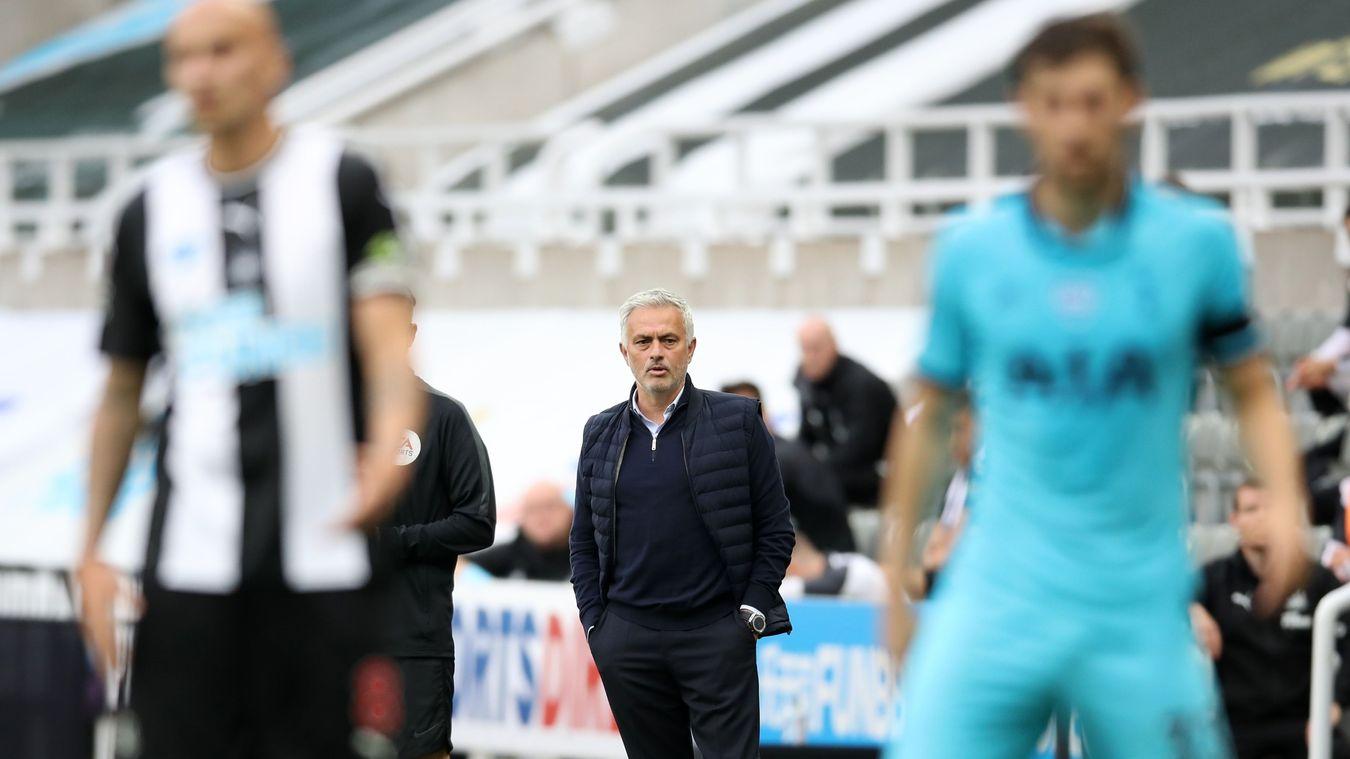 Newcastle United 1-3 Tottenham Hotspur