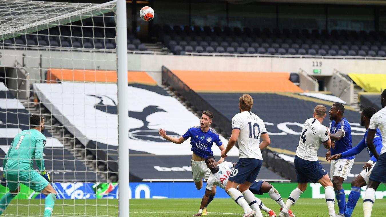 Tottenham Hotspur 3-0 Leicester City