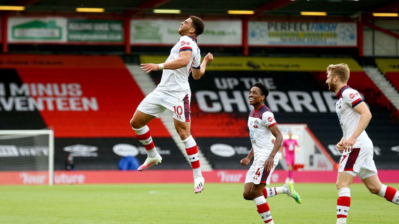 AFC Bournemouth 0-2 Southampton