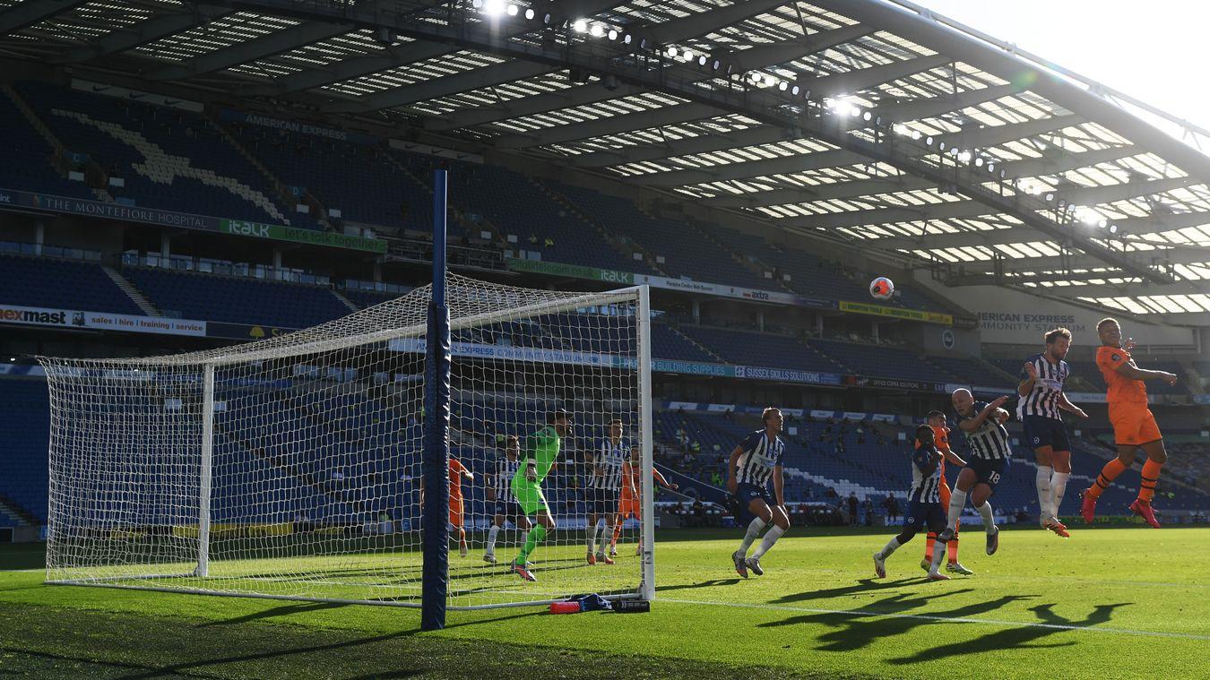 Brighton & Hove Albion 0-0 Newcastle United