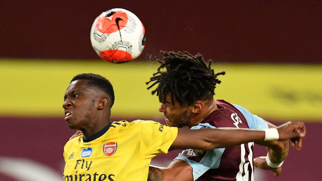 Aston Villa 1-0 Arsenal