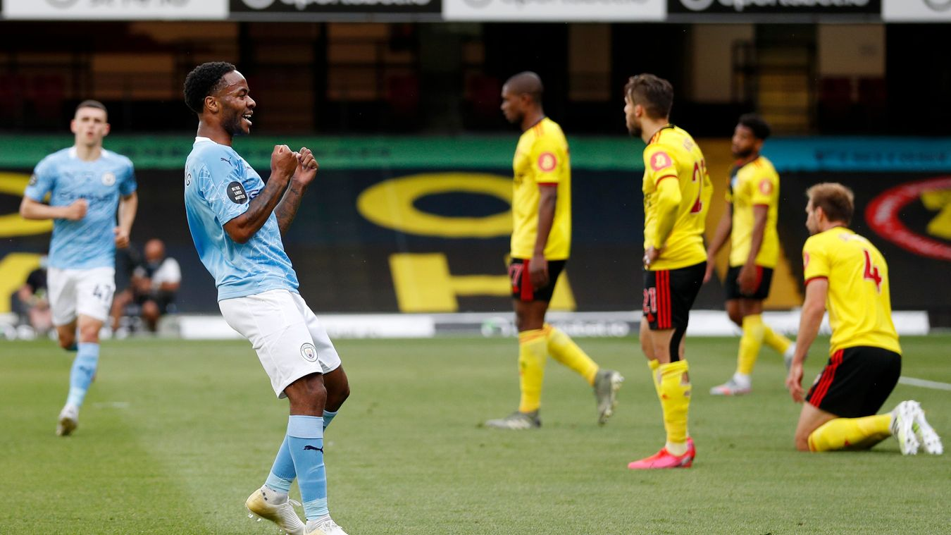 Watford 0-4 Manchester City