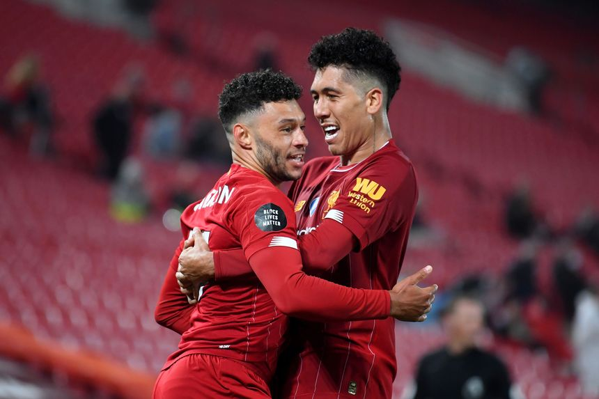 Liverpool Equal Win Record After Eight Goal Thriller