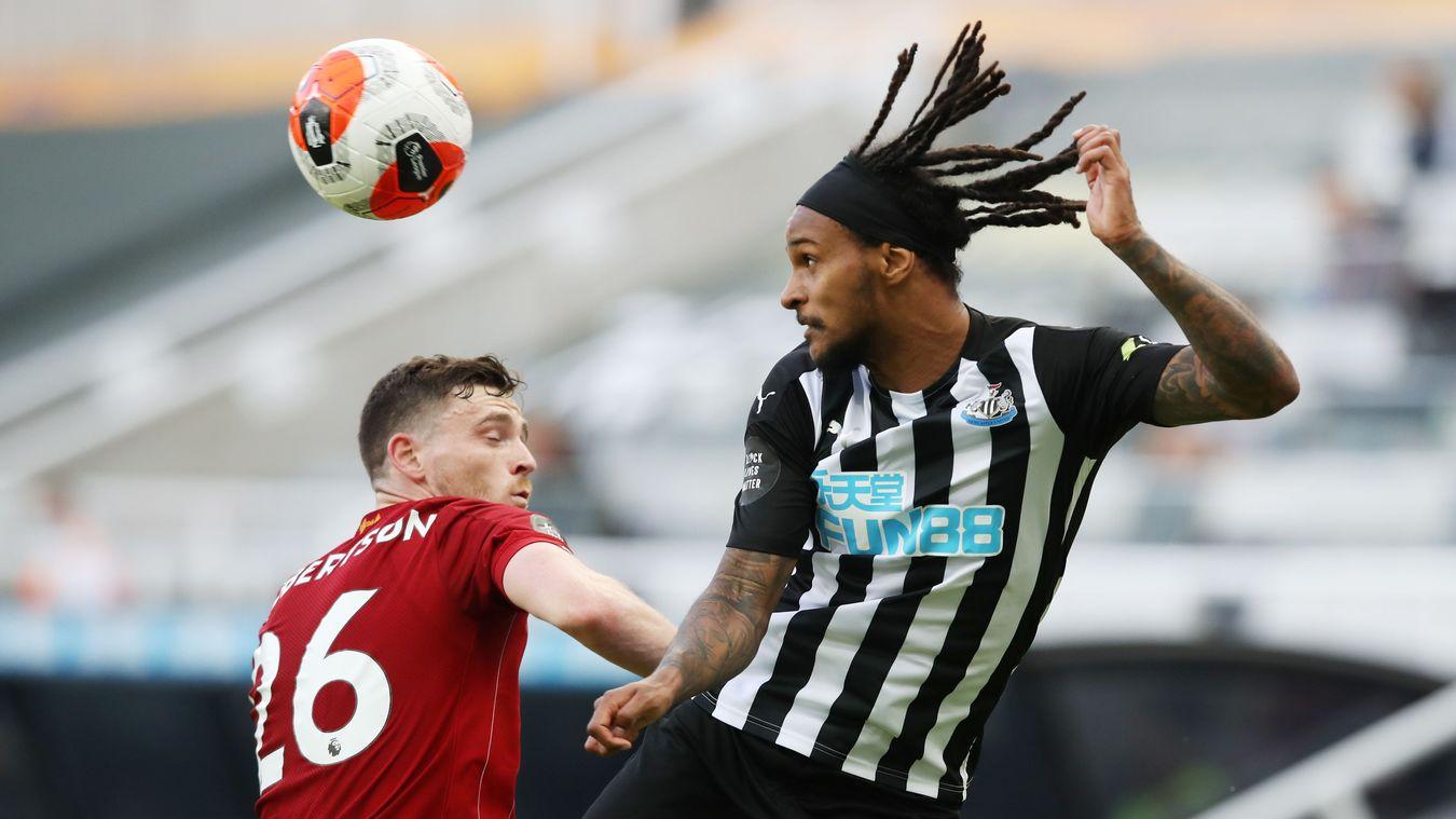 Newcastle United 1-3 Liverpool