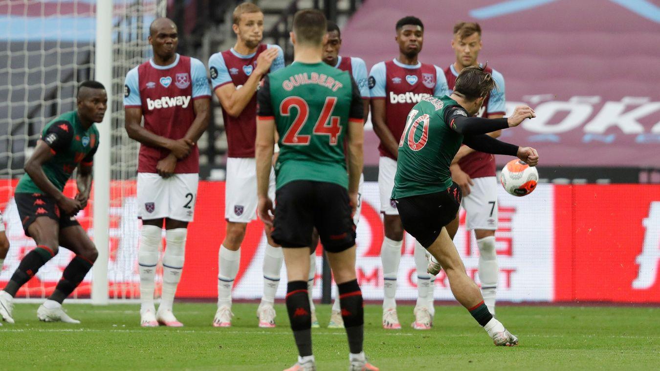 West Ham United 1-1 Aston Villa