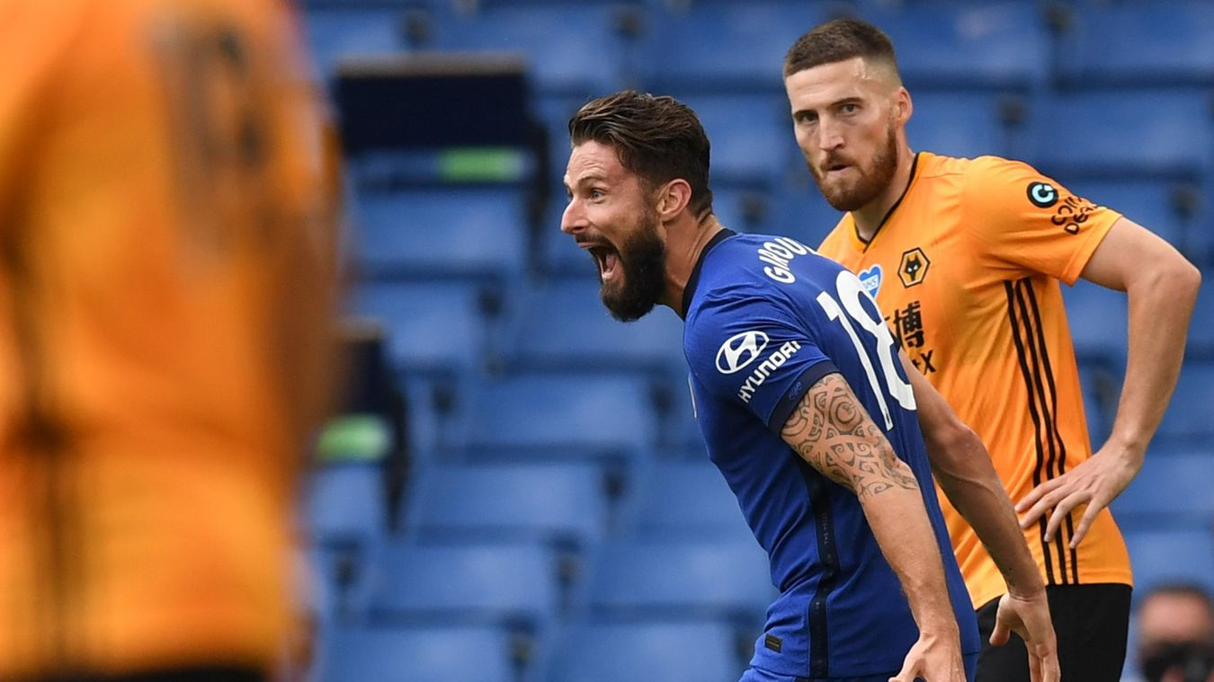 Chelsea 2-0 Wolverhampton Wanderers