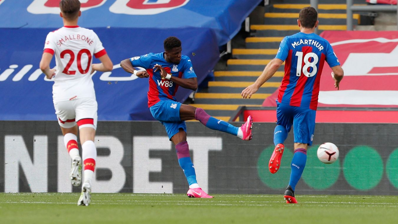 Crystal Palace 1-0 Southampton
