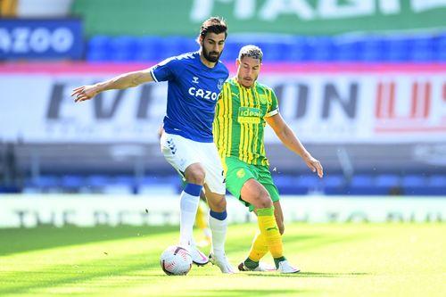 Everton V West Brom 2020 21 Premier League
