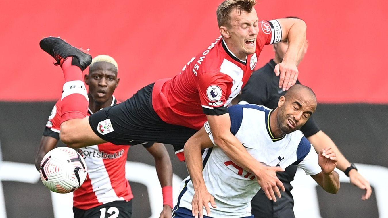 Southampton 2-5 Tottenham Hotspur