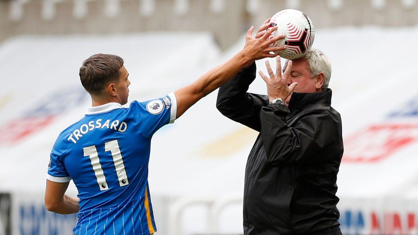 Newcastle United 0-3 Brighton & Hove Albion