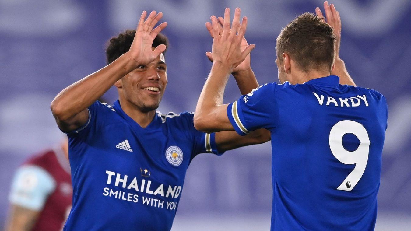 Leicester City 4-2 Burnley